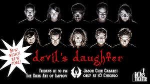 HAROLD NIGHT w/ Devil's Daughter & The Harold Team Artemis