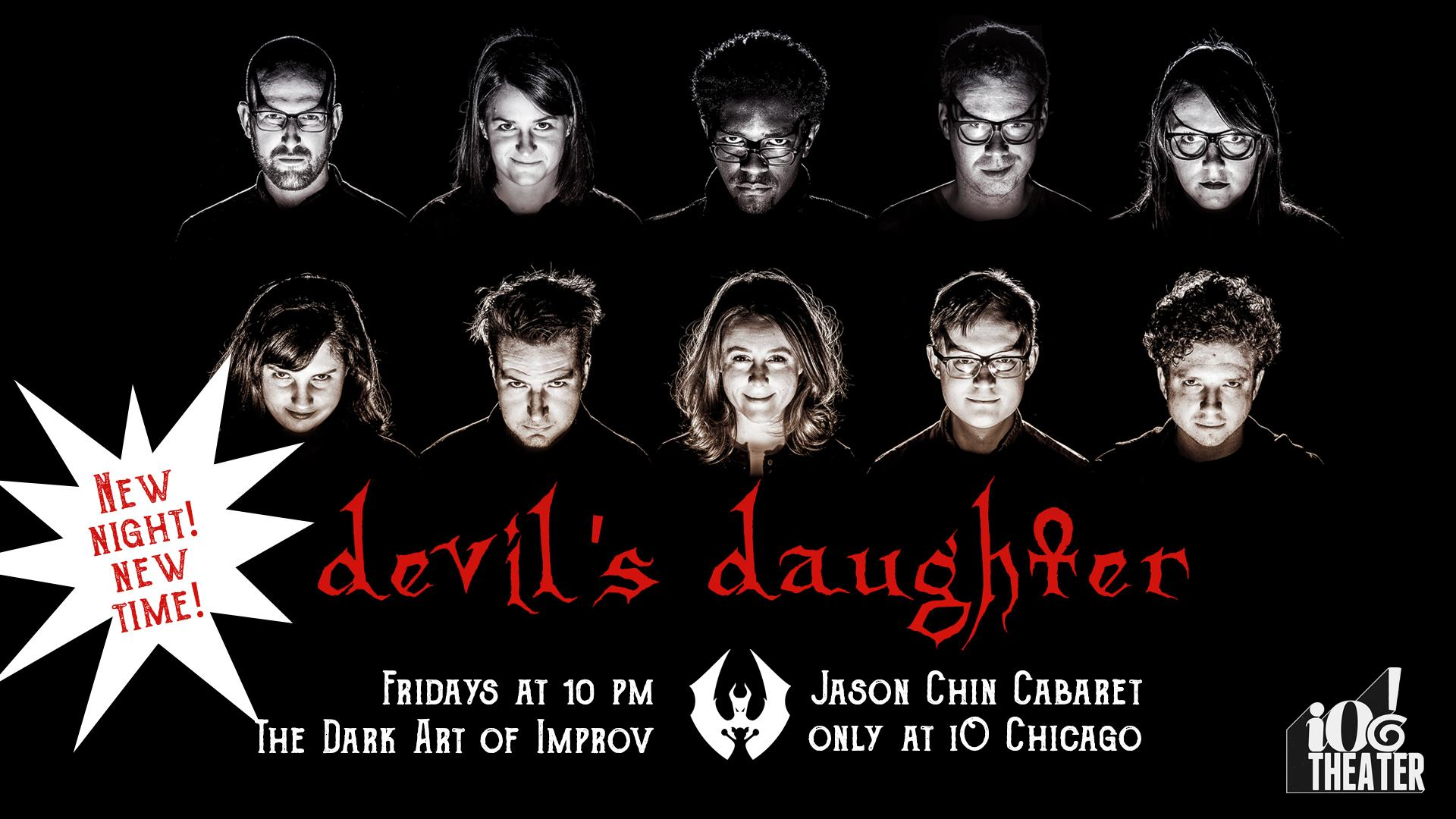 HAROLD NIGHT w/ Devil's Daughter & Mothership