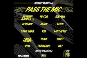 Quadio Presents: Pass The Mic