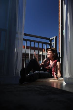 Find Your Muse Open MIC welcomes our dear friend Julie Haberstick