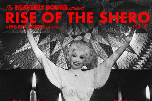 Rise of the Shero – Volume 6