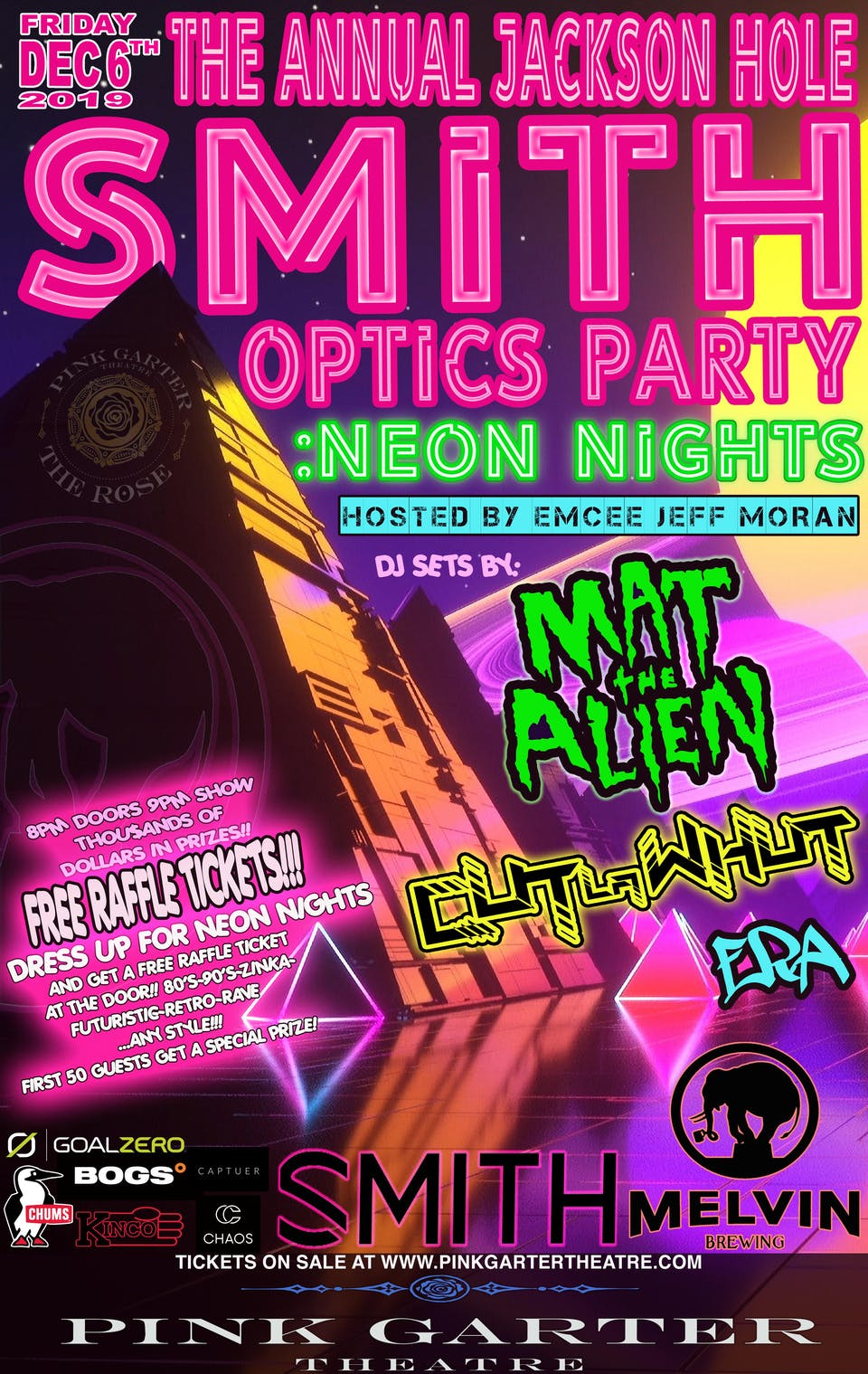 SMITH Party :: Neon Lights
