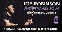 Joe Robinson w/ Special Guests