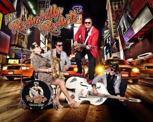 New York Rockabilly Rockets Presents Shake, Rattle, Roll!