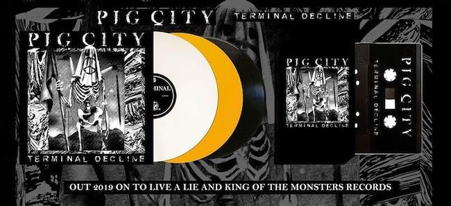 PIG CITY Album Release Show