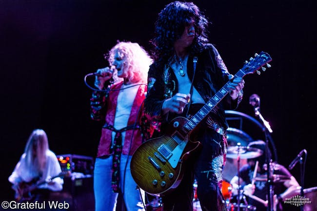 ZOSO - Led Zeppelin Tribute