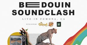 Bedouin Soundclash with The Delirians, Steady 45's, and Sailor's Songbook