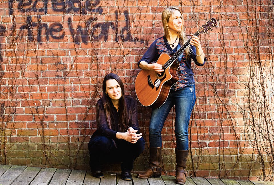 New date! The Nields CD Release Show