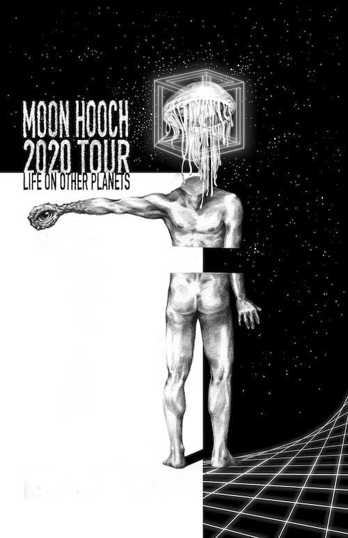 Moon Hooch w/ Paris Monster