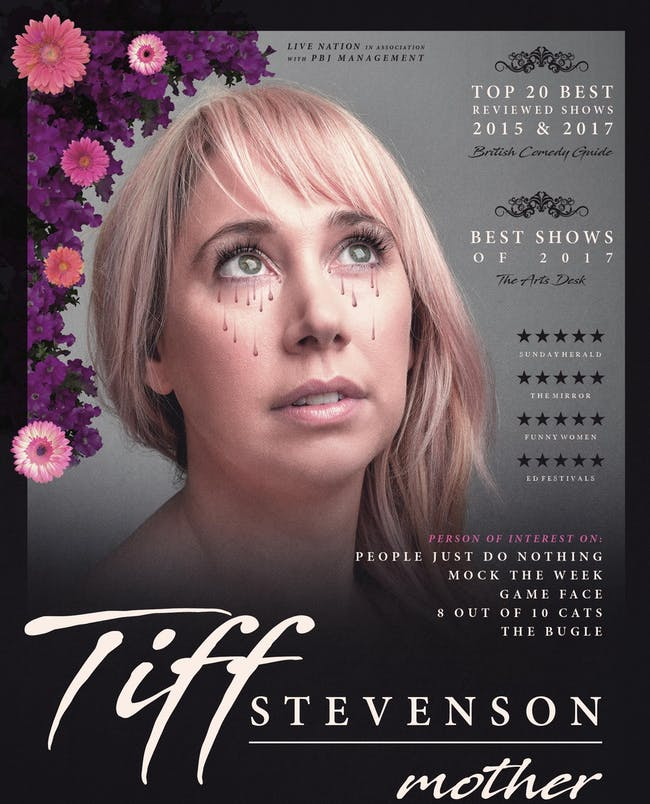 Tiff Stevenson: Mother