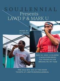 Mark U and Lawd P