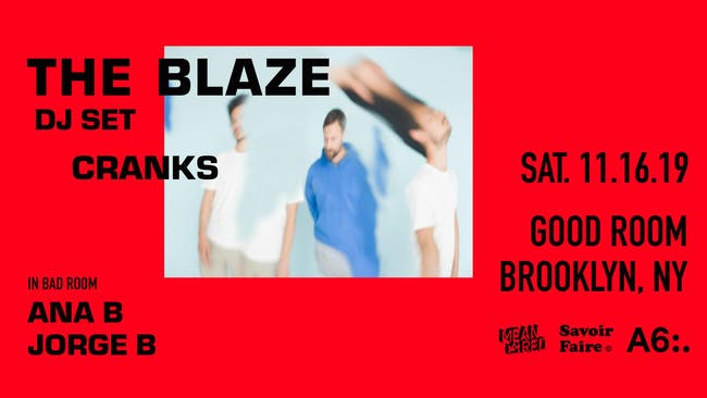 The Blaze (DJ Set)