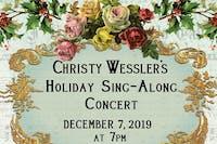 Christy Wessler's Holiday Sing Along