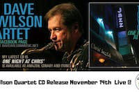 Dave Wilson CD Release Show