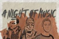 A Night Of Music w/ Bastian Crown / Shlomo Franklin / Brett Altman