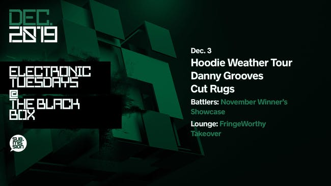 Hoodie Weather Tour: Danny Grooves & Cut Rugs