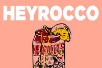 Heyrocco w/ Reality Something, Line In, Plastic Nancy