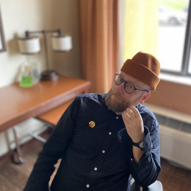 Mike Doughty Tells Your Future Winter Tour 2020