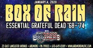 Box Of Rain - Essential Grateful Dead '68-'74 w/ The Sherwood Brothers