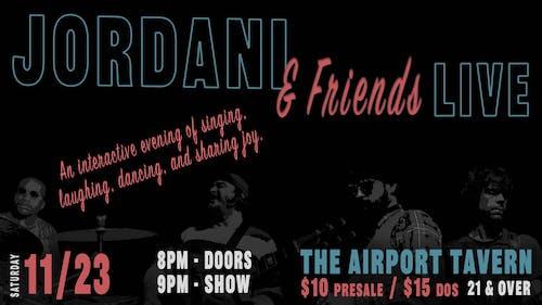Jordani & Friends LIVE