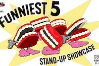 WILLAMETTE WEEK'S FUNNIEST 5 STANDUP SHOWCASE