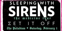 Sleeping With Sirens — The Medicine Tour