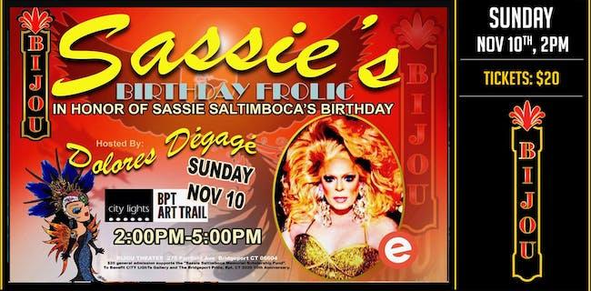 Sassie's Birthday Frolic