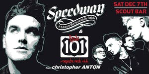 SPEEDWAY- a tribute to The Smiths + ROUTE 101 - a tribute to Depeche Mode