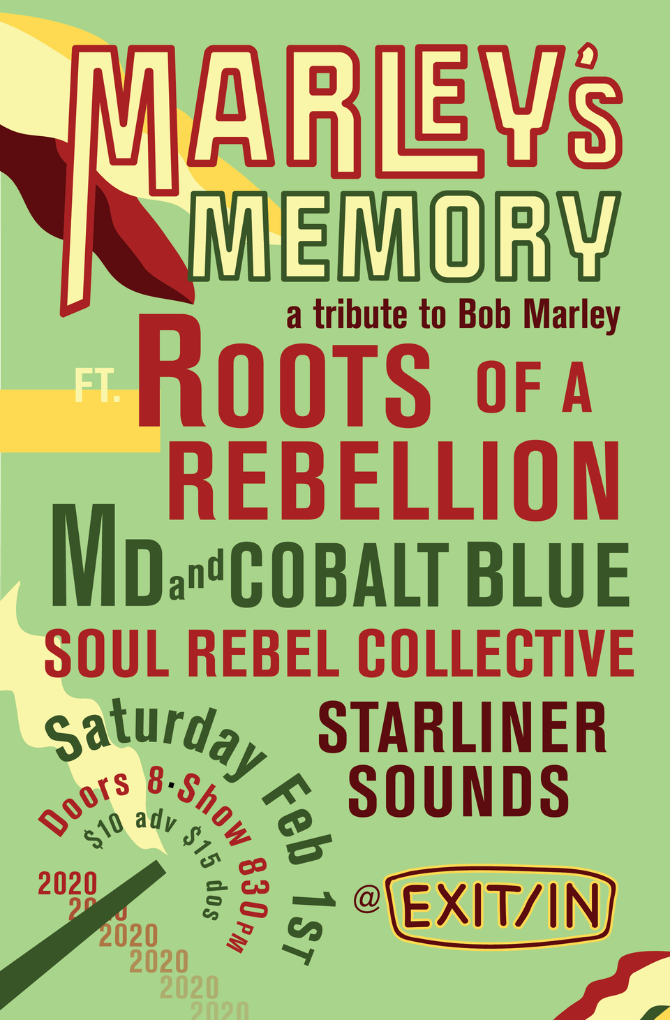 Marley's Memory