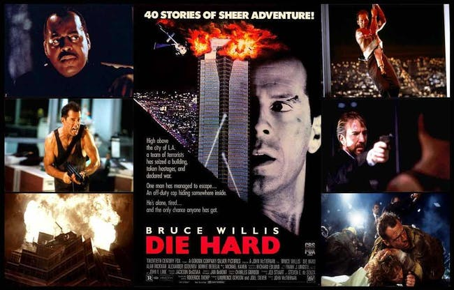 Encore Die Hard Cult Movie Night