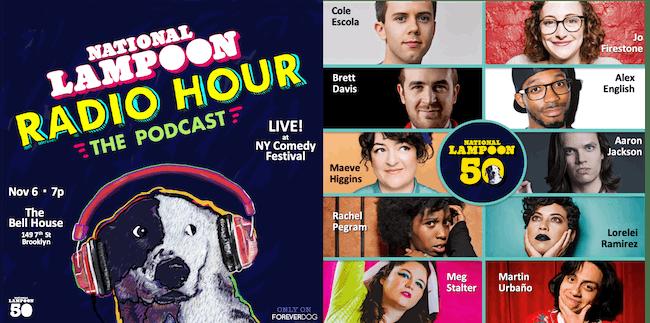 The National Lampoon Radio Hour
