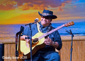 Led Kaapana - Grand Master of Hawaiian Slack Key Guitar
