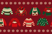 Annual Ugly Sweater Party feat. Molly Ringwald Project plus many more!