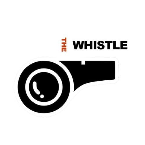 BLOW THE WHISTLE