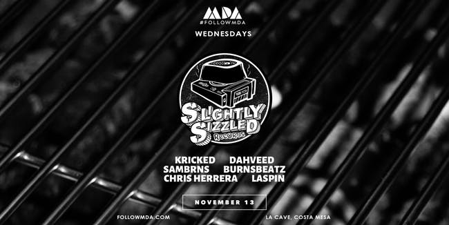 MDA Wednesdays Slightly Sizzled Takeover