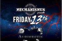 Mechanismus Presents Audiorotic / Dracula Party / Blood Red