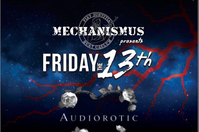 Mechanismus Presents Audiorotic / Dracula Party / Black Agent