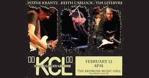 KCL: Wayne Krantz, Keith Carlock, Tim Lefebvre
