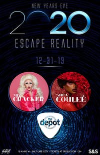 Escape Reality New Years Eve