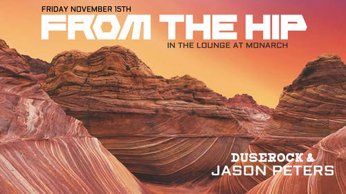From The Hip – Duserock & Jason Peters