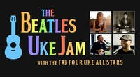 Beatles Uke Jam w/Cynthia Lin, Ukulenny, Abe Lagrimas Jr., Steven Espaniola
