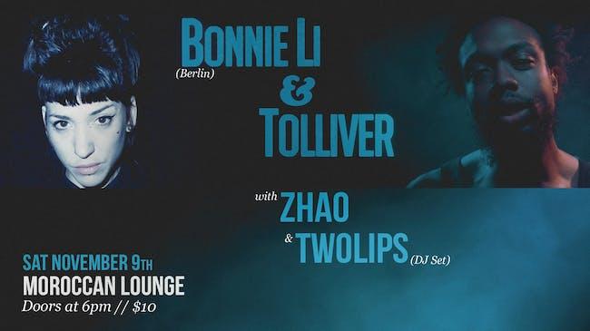 Tolliver / Bonnie Li