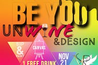Unwine & Design - Paint & Sip