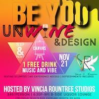 Unwine & Design - Paint & Sip