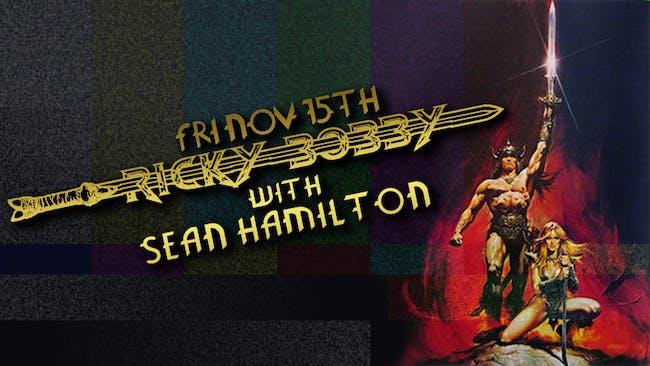 Ricky Bobby & Sean Hamilton