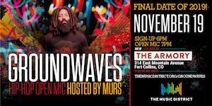 Groundwaves Finale