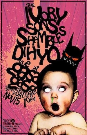 The Ivory Sons, Shambles, Dihyo
