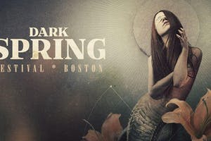 Dark Spring Festival Boston
