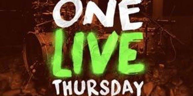 One Live Thursday