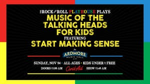 Music Of Talking Heads for Kids! Presented by The Rock & Roll Playhouse